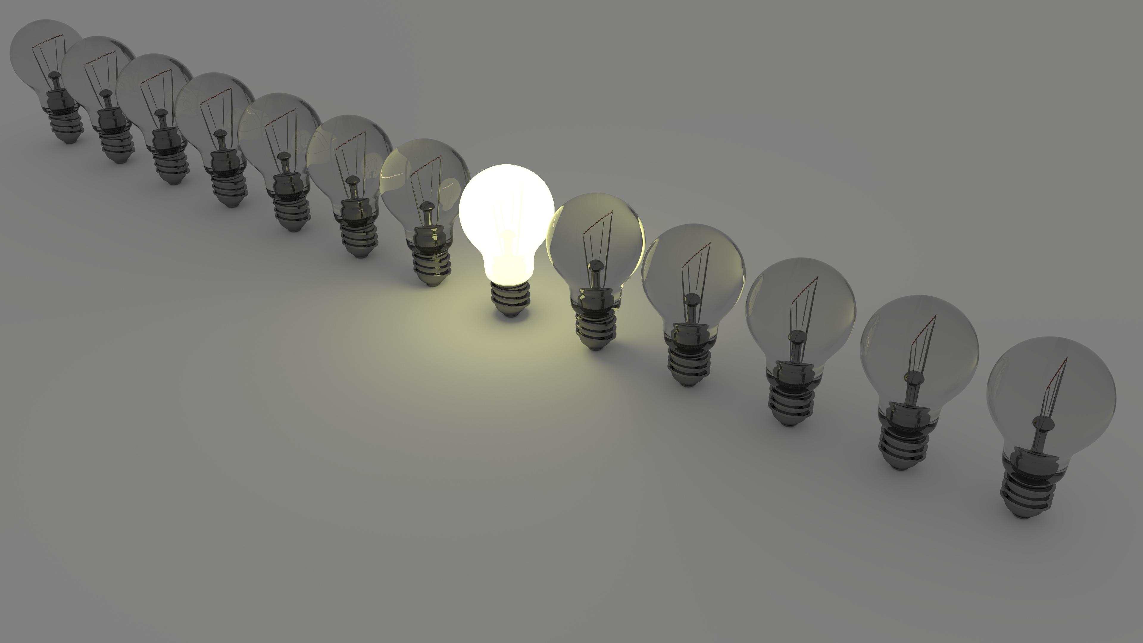 La ideas son importantes al momento de iniciar un negocio