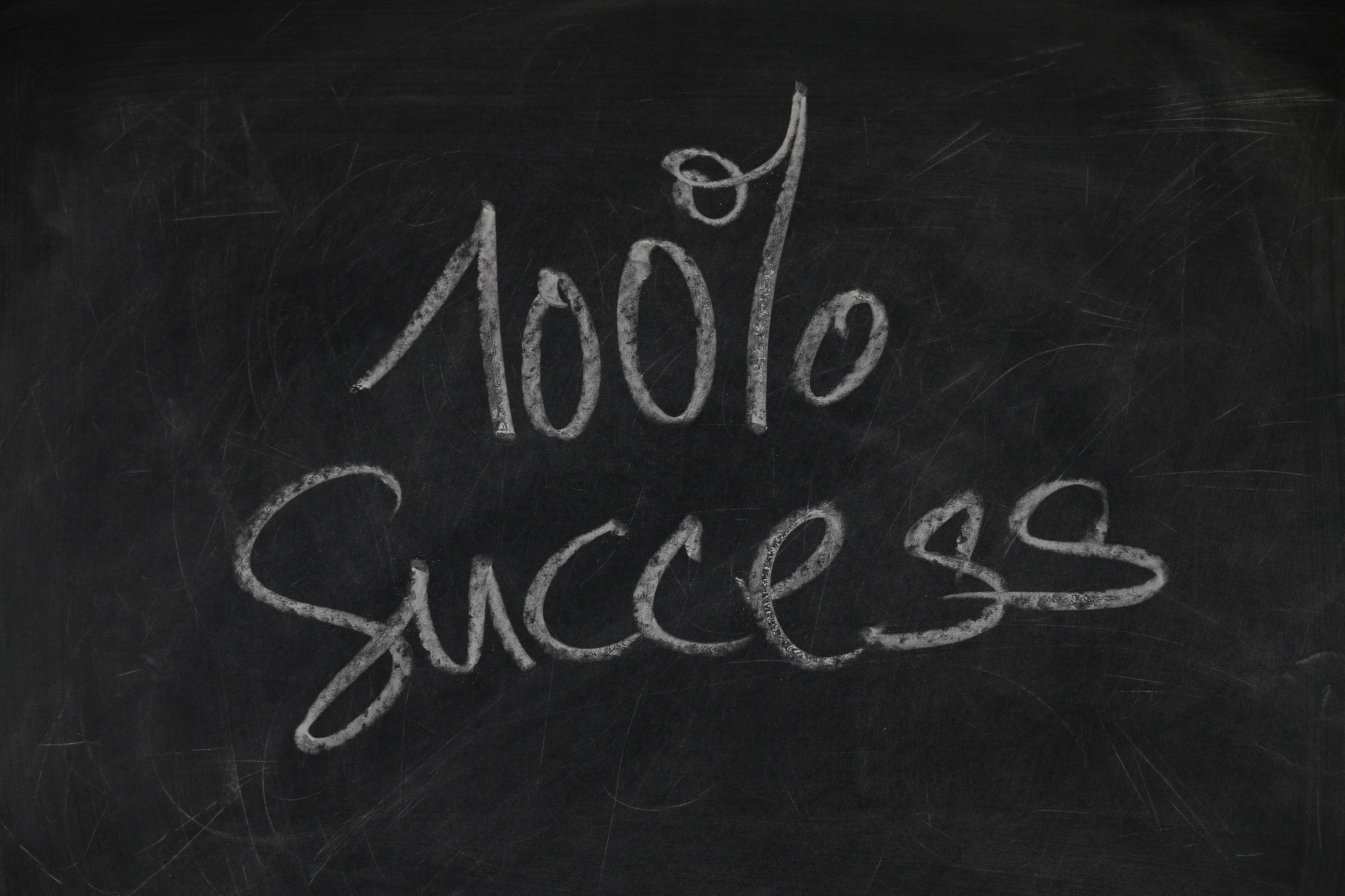 Para alcanzar el éxito hay que hacer las cosas con determinación